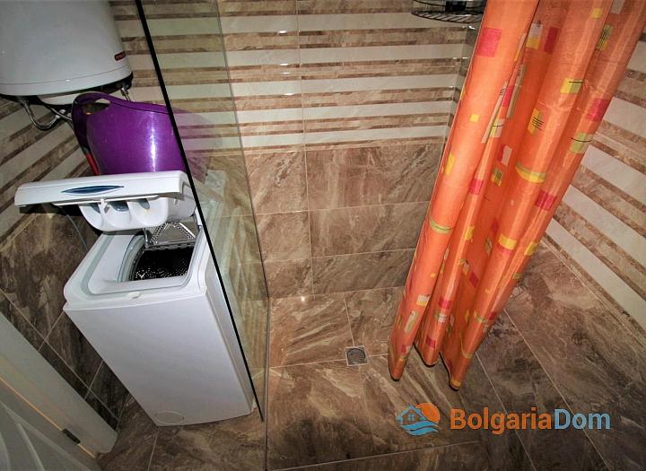 Двухкомнатная квартира на Солнечном Берегу в комплексе Афродита III. Фото 10