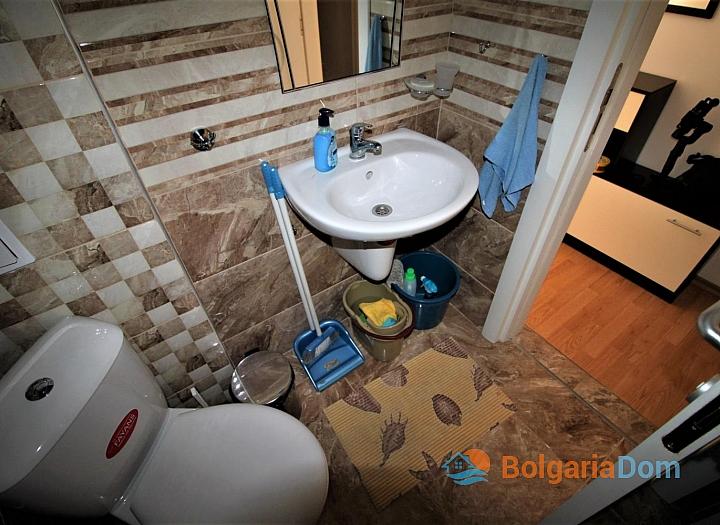 Двухкомнатная квартира на Солнечном Берегу в комплексе Афродита III. Фото 11