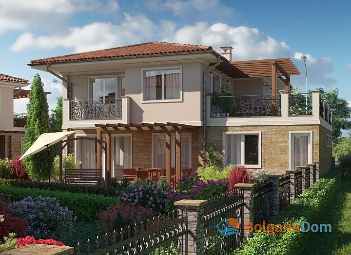 Новые дома на продажу в городе Поморие. Фото 8