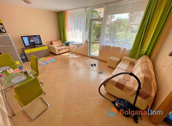 Купить недорогую двухкомнатную квартиру в Солнечном Береге. Фото 2
