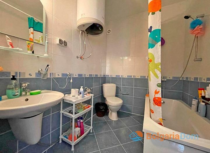 Купить недорогую двухкомнатную квартиру в Солнечном Береге. Фото 3