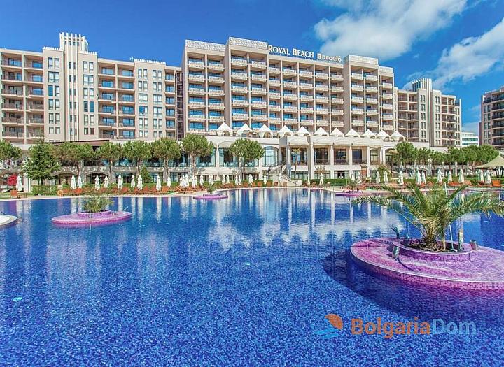 Новинка! Двухкомнатная квартира в «Barcelo Royal Beach»! . Фото 1