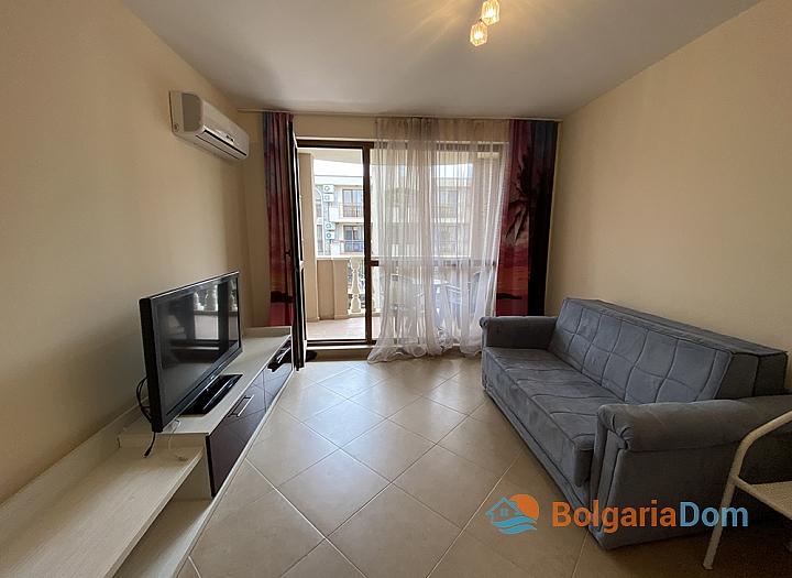 Двухкомнатный апартамент в комплексе люкс Каскадас 4. Фото 3