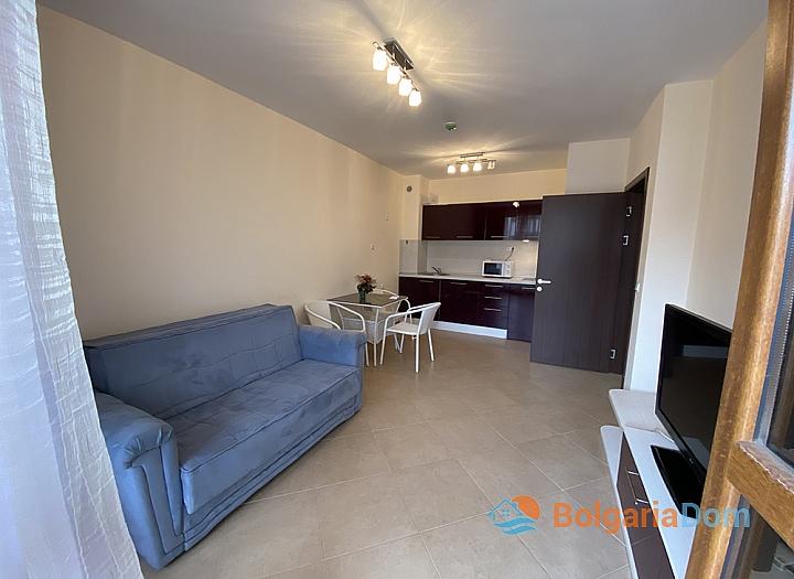 Двухкомнатный апартамент в комплексе люкс Каскадас 4. Фото 4