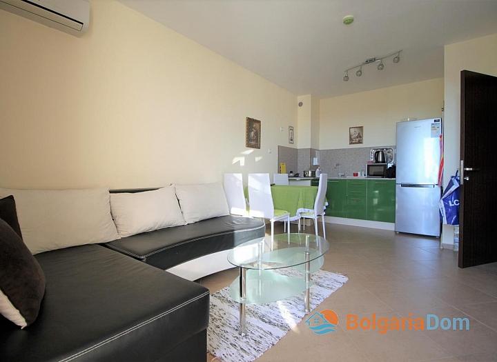 Двухкомнатная квартира в комплексе люкс Каскадас 4. Фото 2