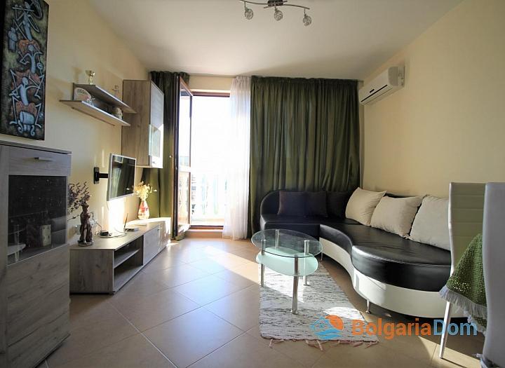 Двухкомнатная квартира в комплексе люкс Каскадас 4. Фото 8