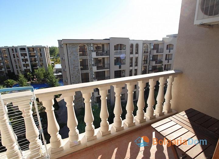 Двухкомнатная квартира в комплексе люкс Каскадас 4. Фото 5