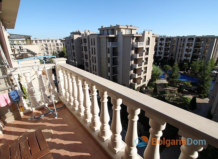 Двухкомнатная квартира в комплексе люкс Каскадас 4. Фото 6