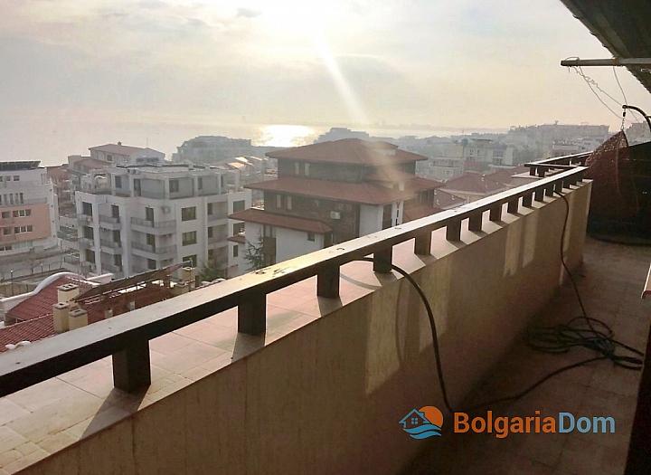 Двухуровневая квартира с видом на море в Святом Власе. Фото 9