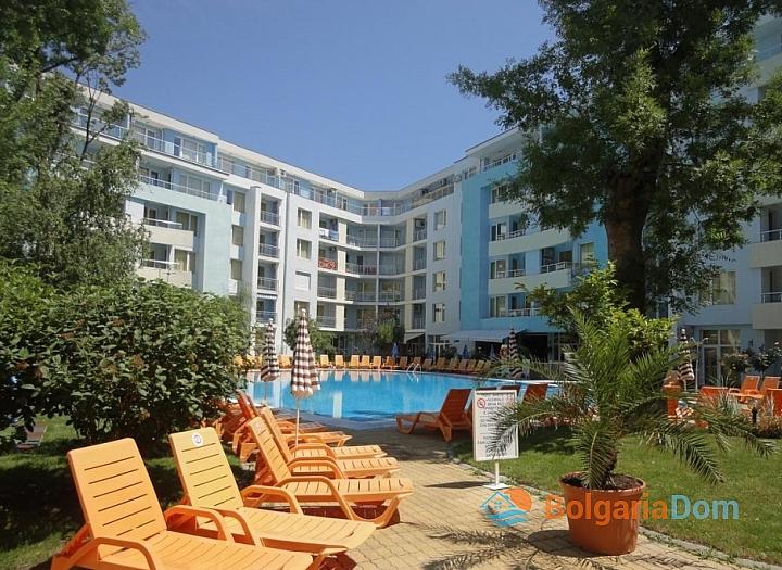 Трёхкомнатная квартира на Солнечном берегу в 100 метрах от пляжа. Фото 15