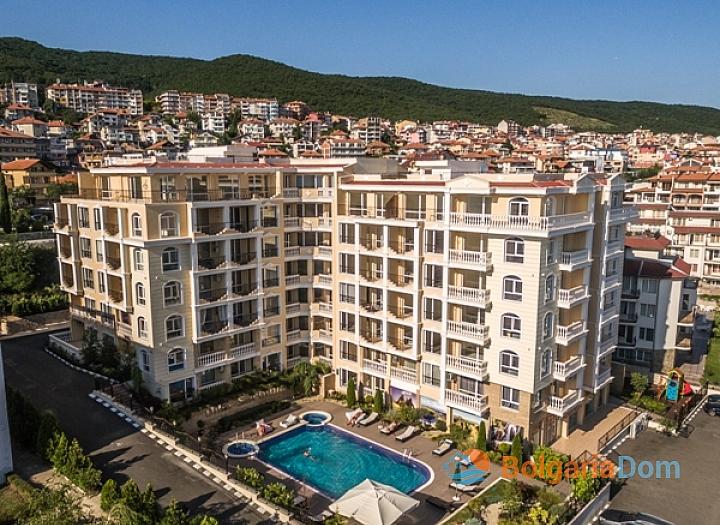 Новые квартиры в элитном комплексе Сардиния. Фото 2