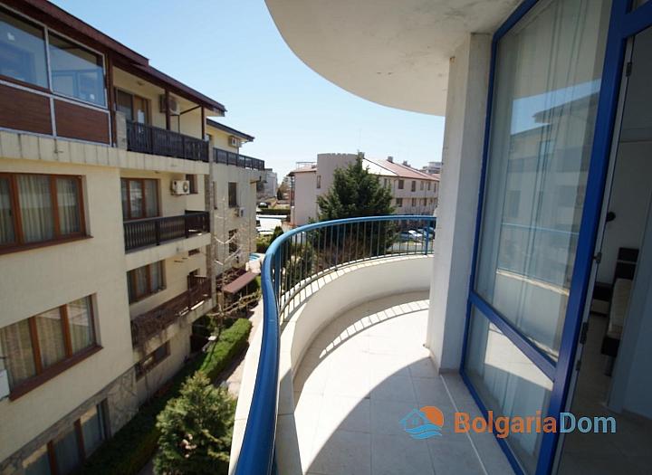 Недорогая двухкомнатная квартира в Равде возле пляжа. Фото 14