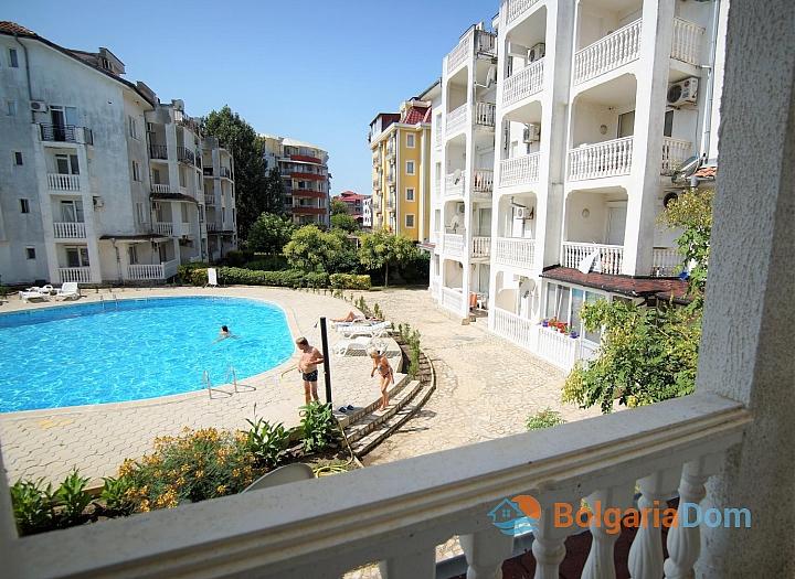 Прекрасная трехкомнатная квартира в комплексе Браво 5. Фото 13