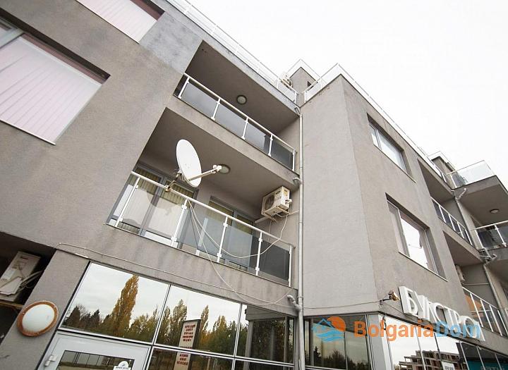 Двухкомнатная квартира в Несебре для ПМЖ. Фото 12