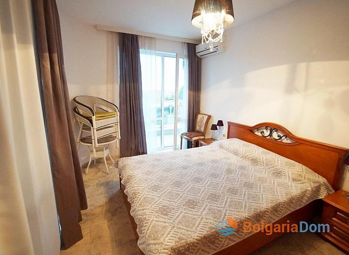 Двухкомнатная квартира в Несебре для ПМЖ. Фото 5