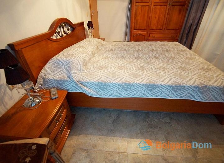 Двухкомнатная квартира в Несебре для ПМЖ. Фото 6