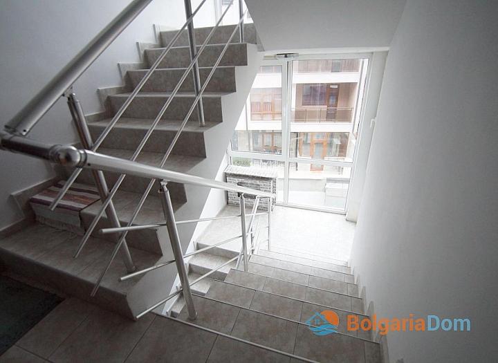 Двухкомнатная квартира в Несебре для ПМЖ. Фото 16