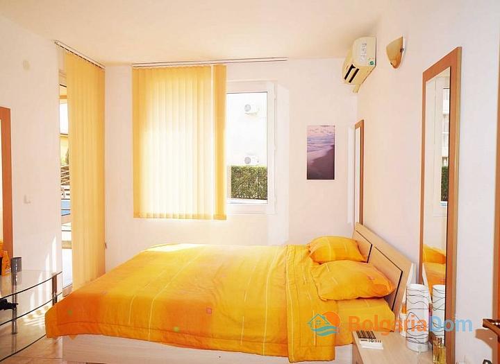 Трехкомнатная квартира в курорте Святой Влас. Фото 13