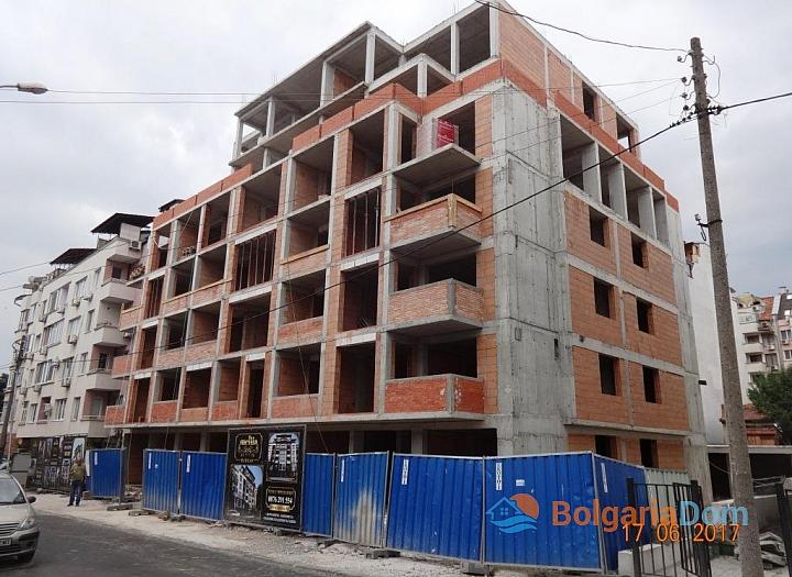 Новый дом рядом с приморским парком в Бургасе. Фото 3