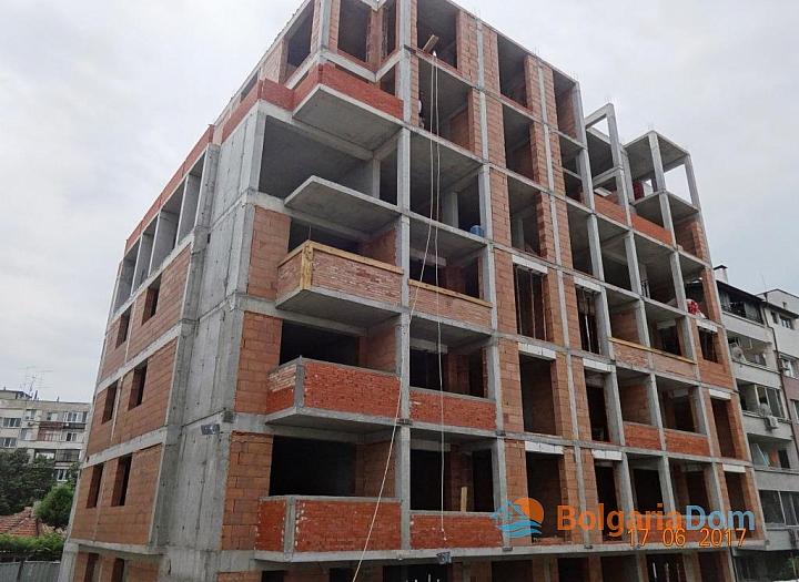 Новый дом рядом с приморским парком в Бургасе. Фото 4