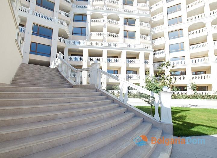 Двухкомнатная квартира для ПМЖ с шикарным видом на море. Фото 17