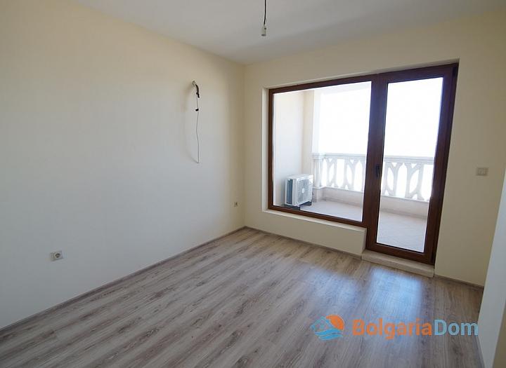 Двухкомнатная квартира для ПМЖ с шикарным видом на море. Фото 11