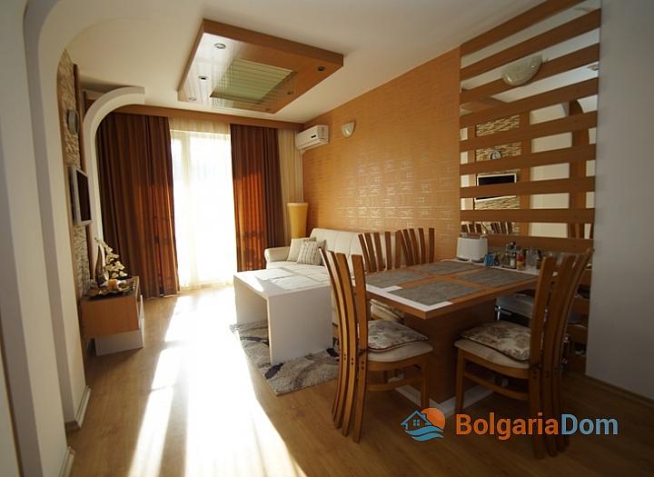 Отличная квартира с двумя спальнями в элитном комлексе. Фото 4