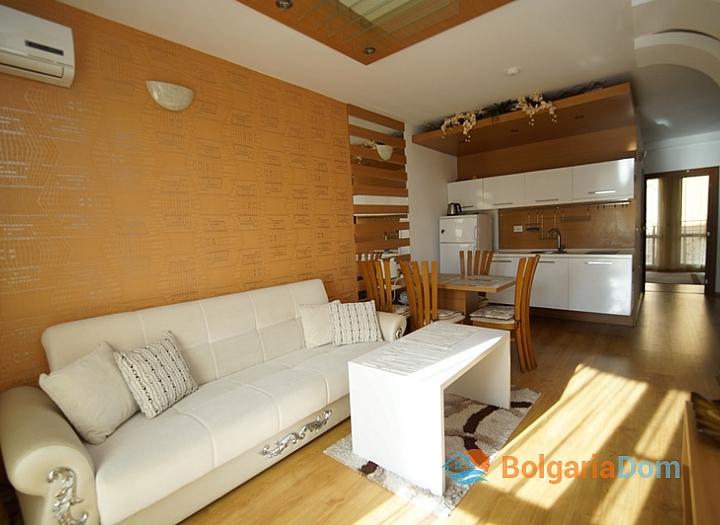 Отличная квартира с двумя спальнями в элитном комлексе. Фото 3