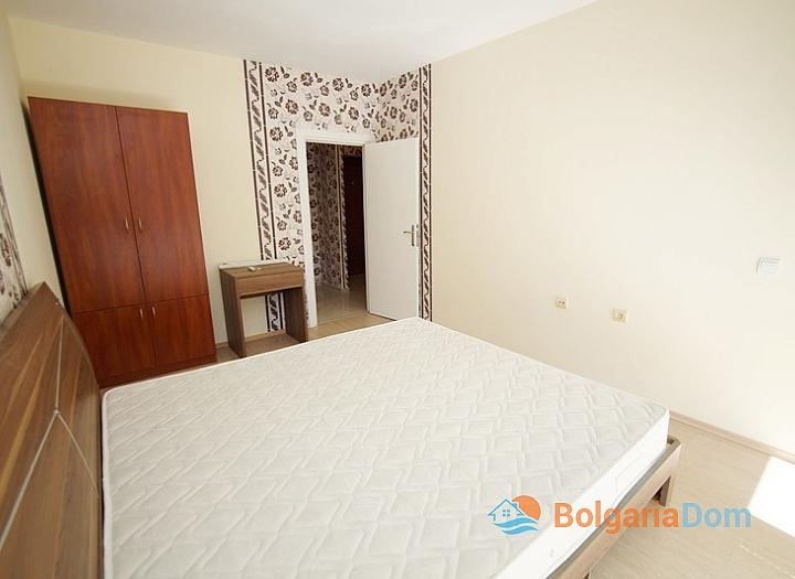 Квартира с одной спальней в комплексе близко к Несебру. Фото 10