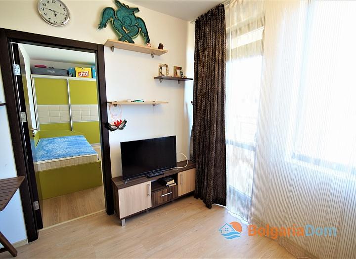 Двухкомнатная меблированная квартира в комплексе Радуга-2. Фото 9