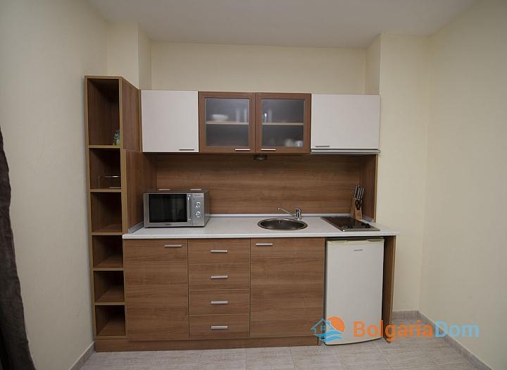 Просторная двухкомнатная квартира в Солнечном Береге. Фото 5
