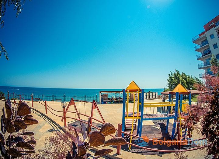 Двухкомнатная квартира с панорамным видом на море!. Фото 13