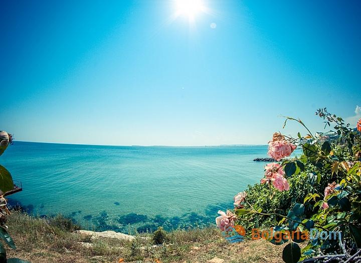 Двухкомнатная квартира с панорамным видом на море!. Фото 15