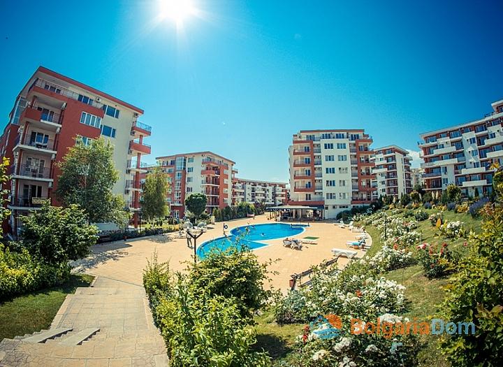 Двухкомнатная квартира с панорамным видом на море!. Фото 18