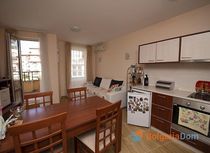 Прекрасная двухкомнатная квартира в комплексе Парадайз Дримс. Фото 2