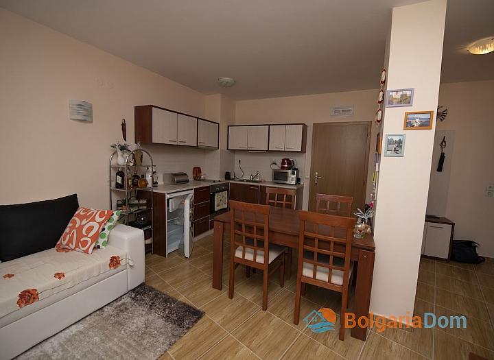 Прекрасная двухкомнатная квартира в комплексе Парадайз Дримс. Фото 3