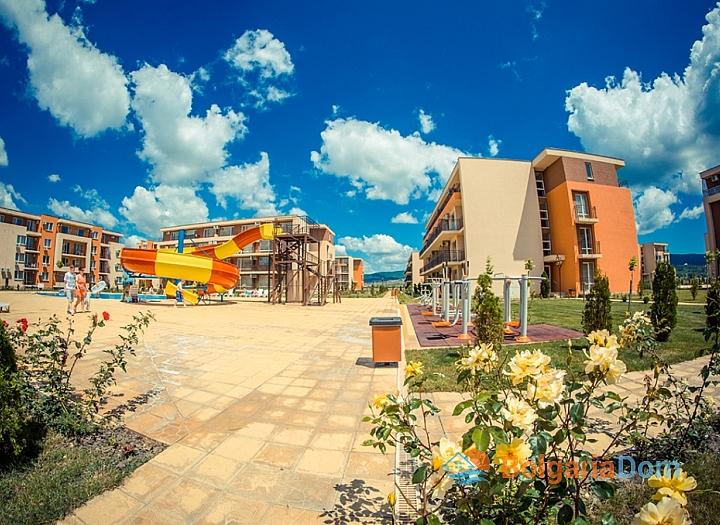 Недорогая студия на Солнечном Берегу в отличном комплексе. Фото 20