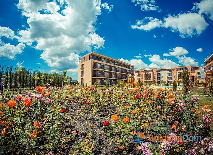 Орхид Форт Гарден (Orchid Fort Garden) квартиры на продажу, Солнечный Берег. Фото 9