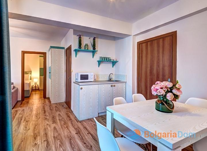 Трехкомнатная квартира в комплексе Даун Парк, Солнечный Берег. Фото 2
