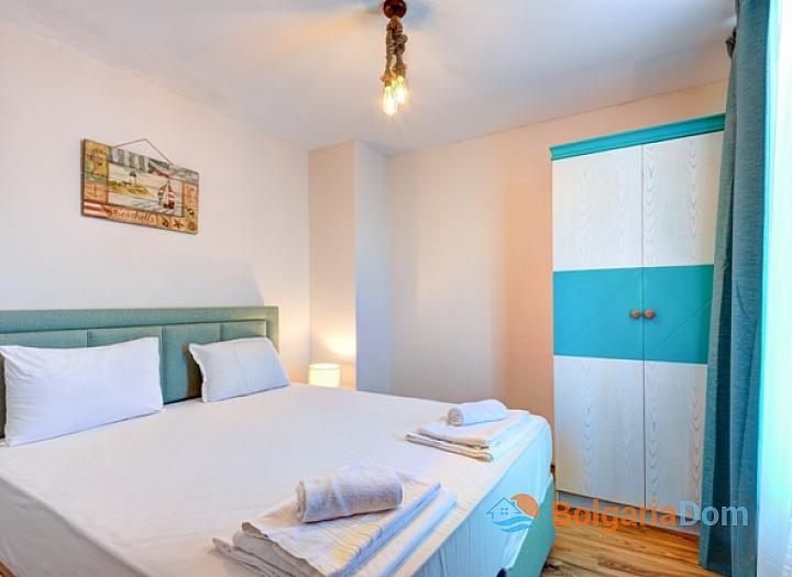 Трехкомнатная квартира в комплексе Даун Парк, Солнечный Берег. Фото 4
