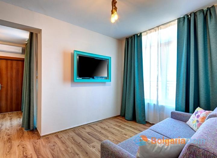 Трехкомнатная квартира в комплексе Даун Парк, Солнечный Берег. Фото 3