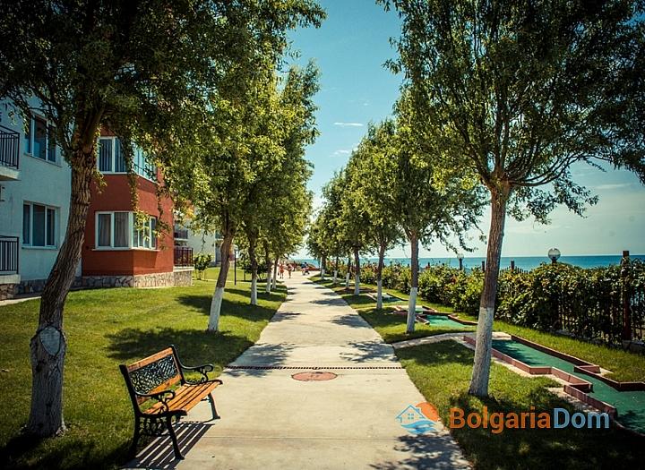 Квартира с видом на море на первой линии. Фото 14