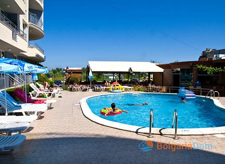 Большая двухкомнатная квартира на Солнечном берегу в районе Какао Бич. Фото 10