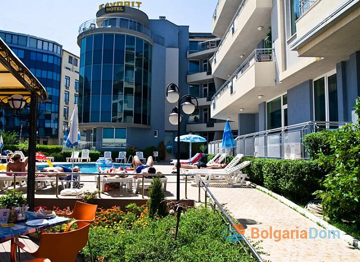Большая двухкомнатная квартира на Солнечном берегу в районе Какао Бич. Фото 11