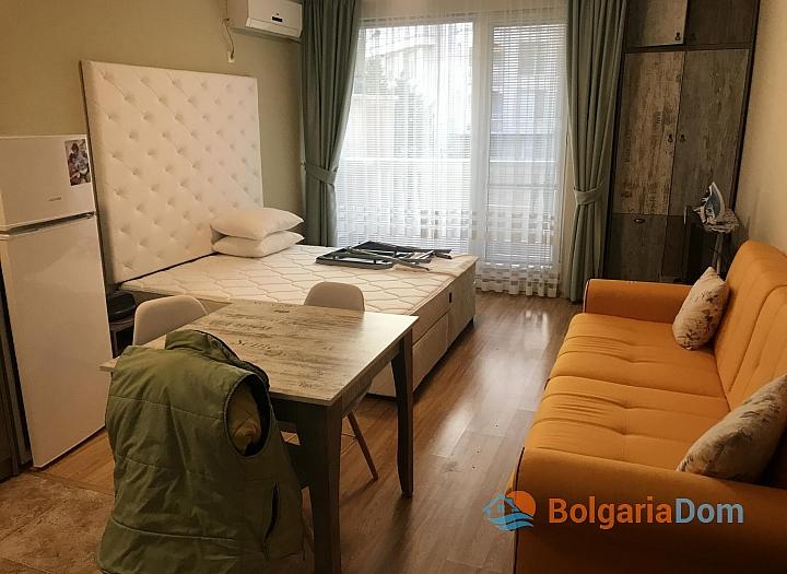 Купить квартиру в Несебре, квартал Черное Море. Фото 6