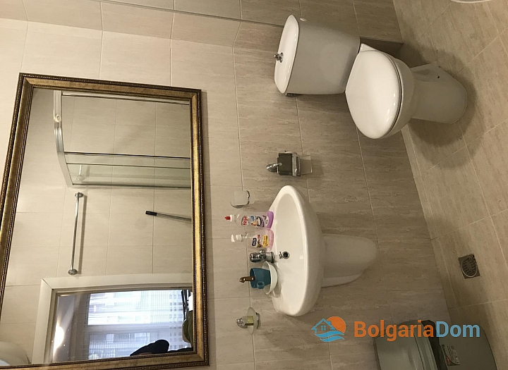 Купить квартиру в Несебре, квартал Черное Море. Фото 8