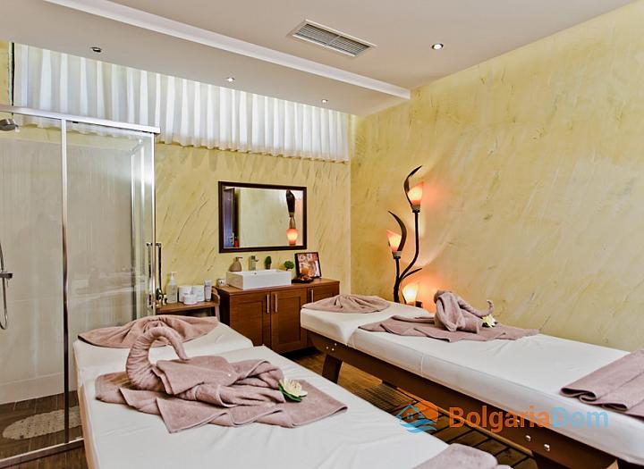 Апартаменты с 2 спальнями на первой линии в элитном комплексе Галеон. Фото 30