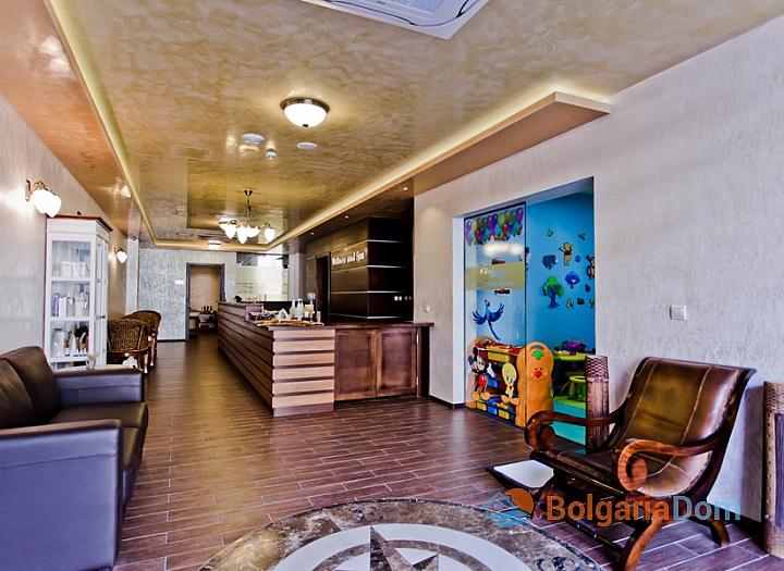 Апартаменты с 2 спальнями на первой линии в элитном комплексе Галеон. Фото 31