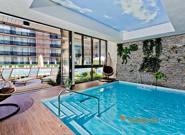 Апартаменты с 2 спальнями на первой линии в элитном комплексе Галеон. Фото 32