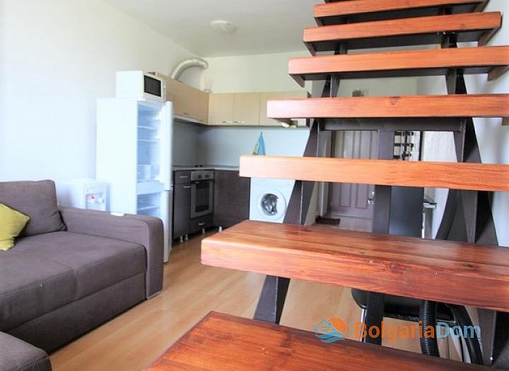 Двухуровневая квартира в современном комплексе. Фото 8